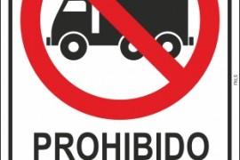As restrições à circulação de caminhões
